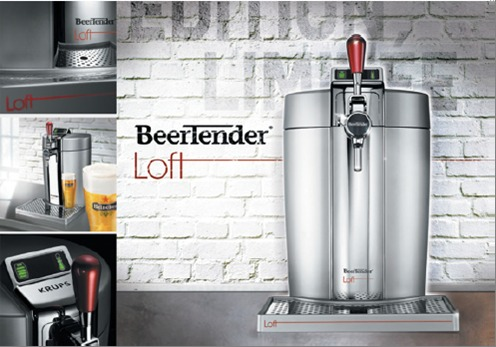 BeerTender Loft
