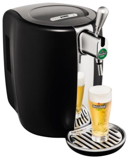 test Seb 310E10 Beertender